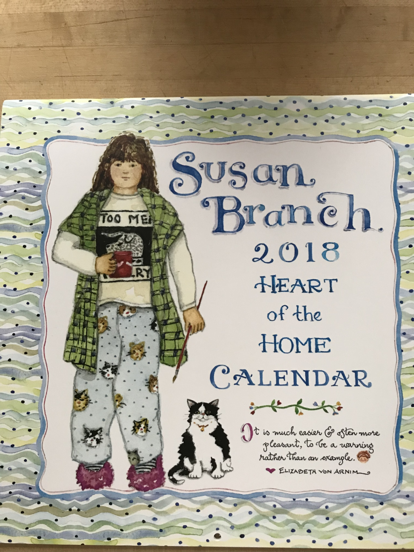 My favorite calendar...