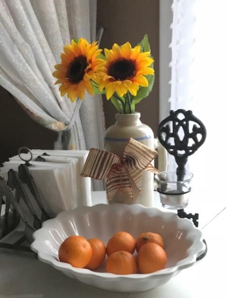 Sunflowers..