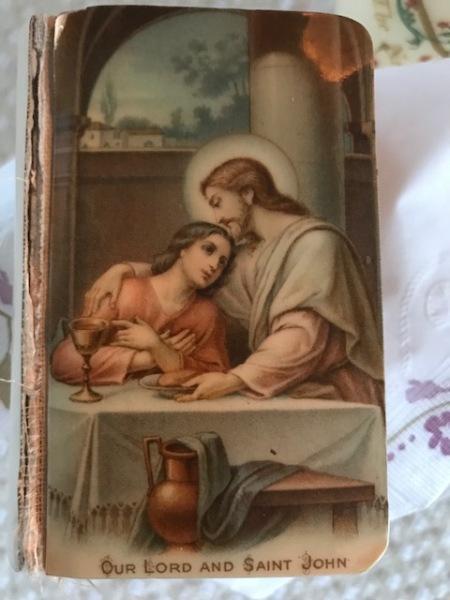 First Communion Day Memorabilia