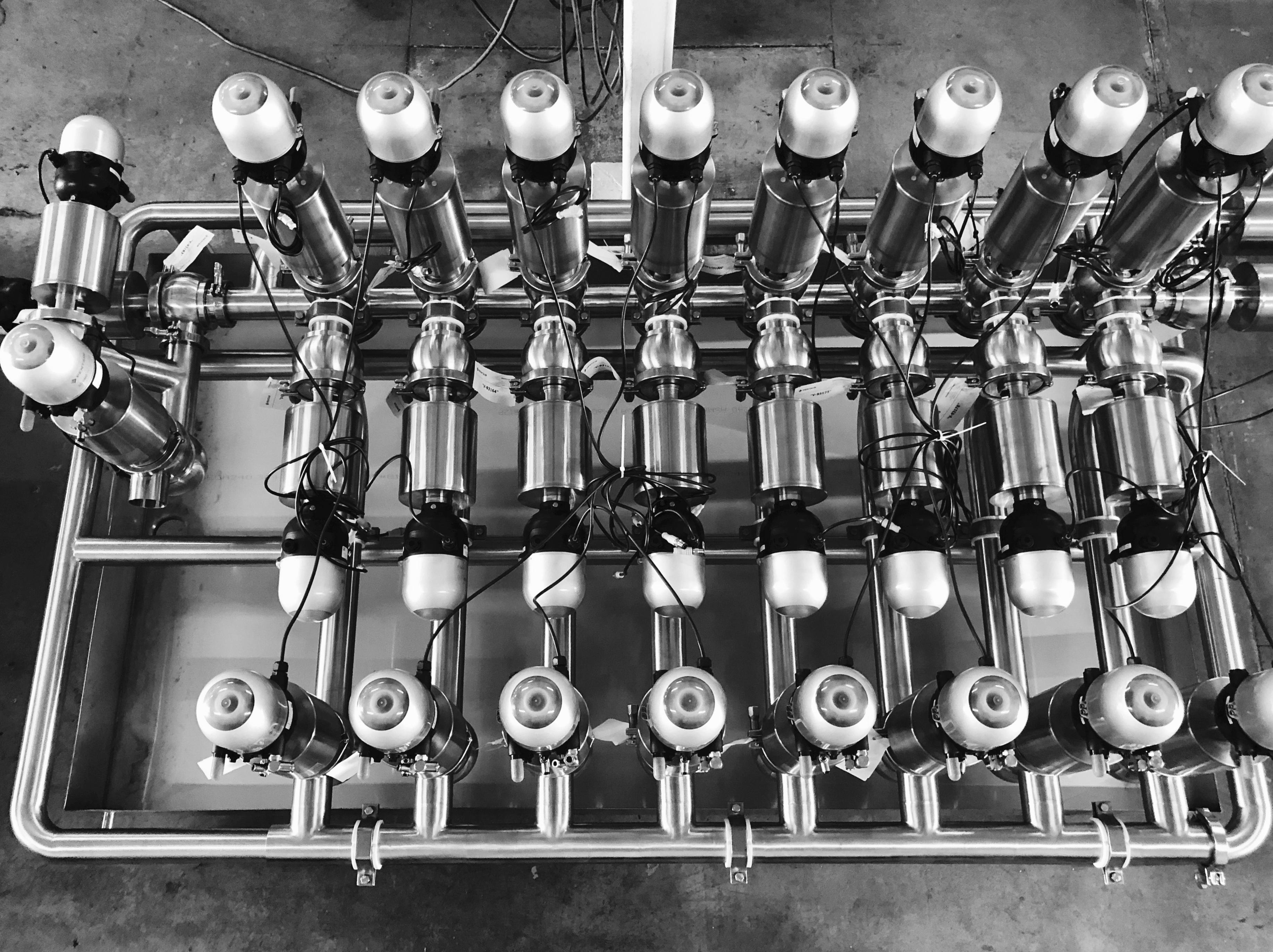 Valve Group/Manifold/Skid Fabrication
