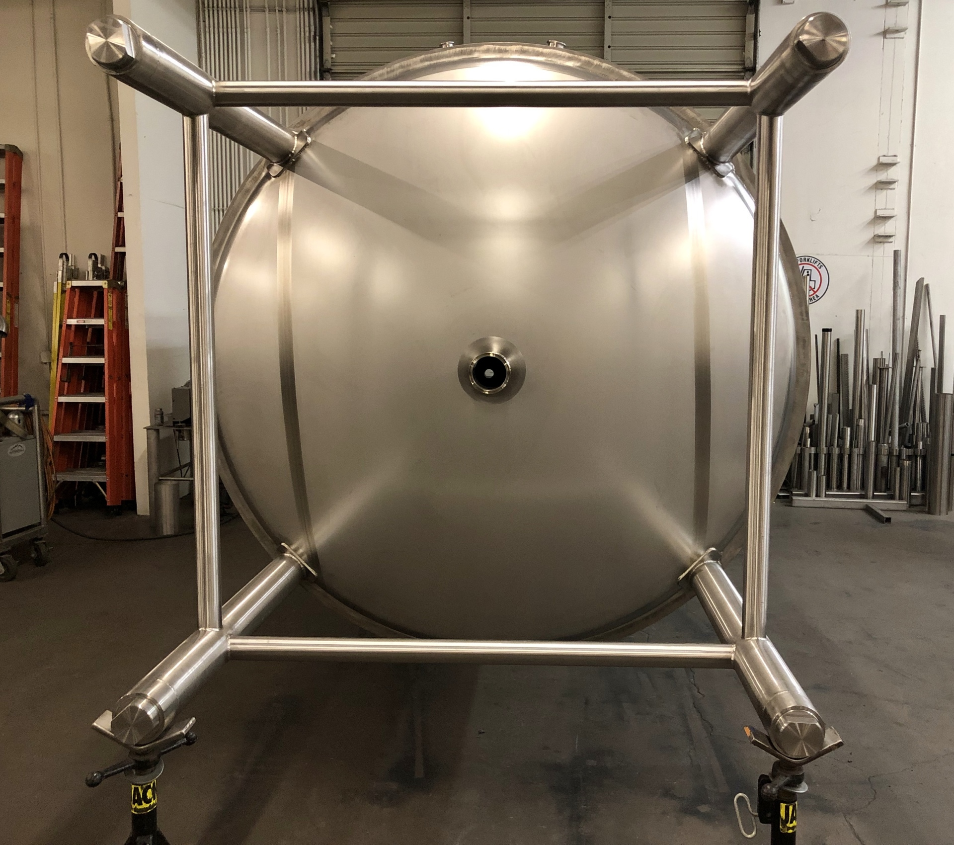 Tank and Vessel Fabrication
