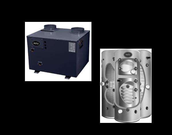 Mini Hot Water  Heat Pumps
