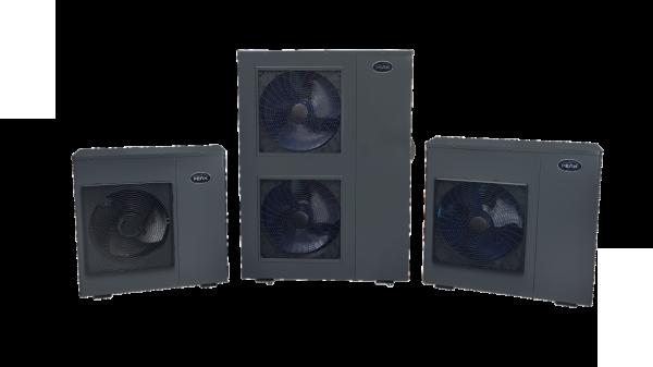 Monobloc Air Source Heat Pumps