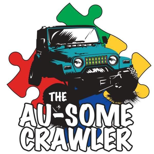 Au-Some Crawler Decal