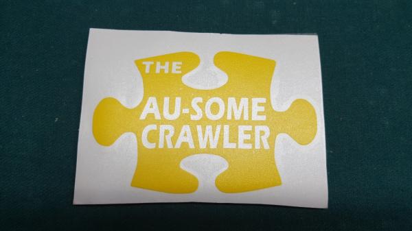 Au-Some Crawler Puzzle Piece
