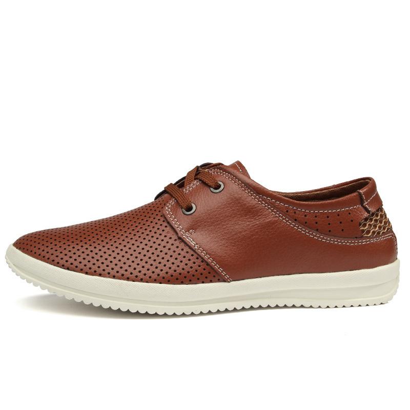 Sepatu Derby Klasik Serbaguna