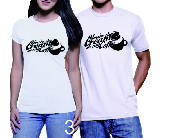 Kaos Couple Racing