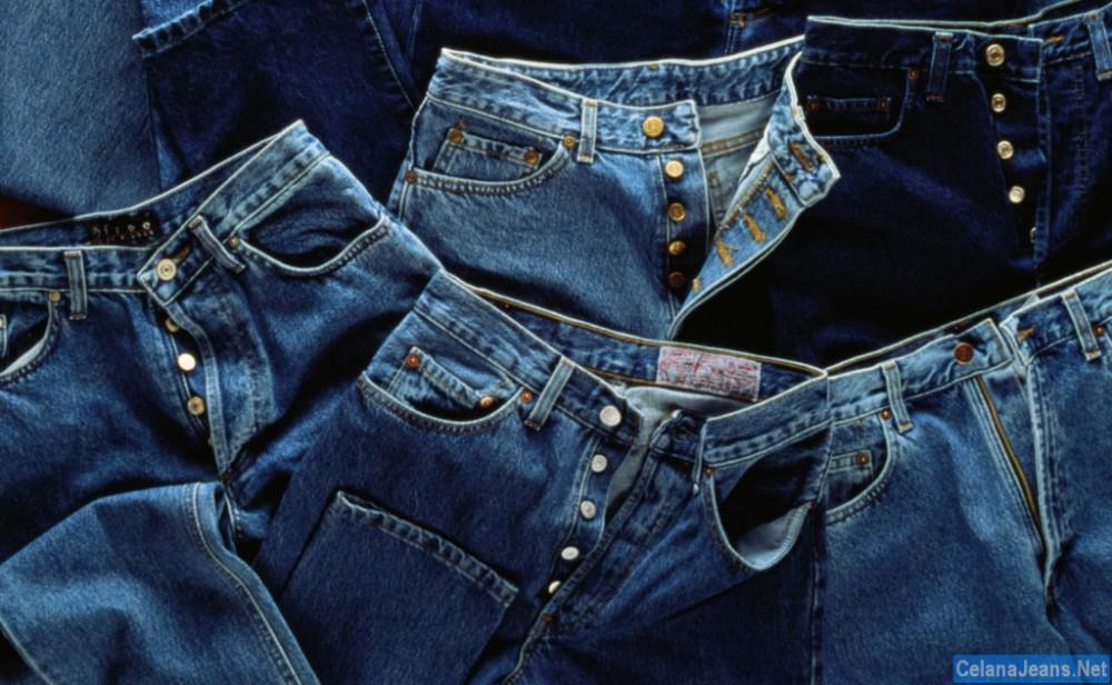 Macam Dan Jenis Celana Jeans