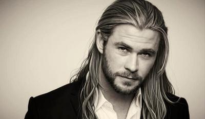 Tips Memiliki Stle Rambut Gondrong untuk Para Pria