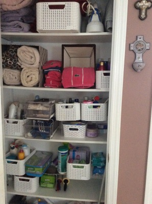 First  Blog Organizing project