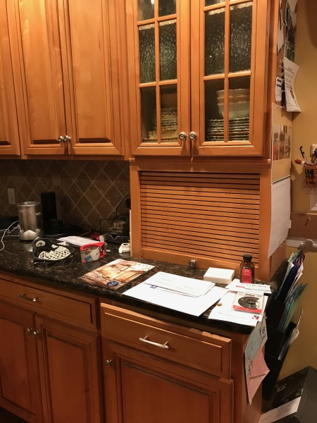More old kitchen