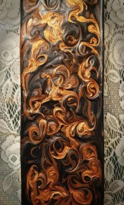Charcoal Cinnamon Cedarwood Soap