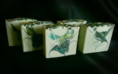 Cucumber Melon Silk Soap