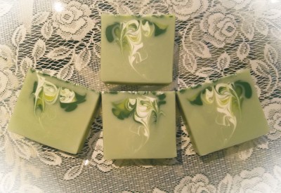 Tea Tree Silk Soap