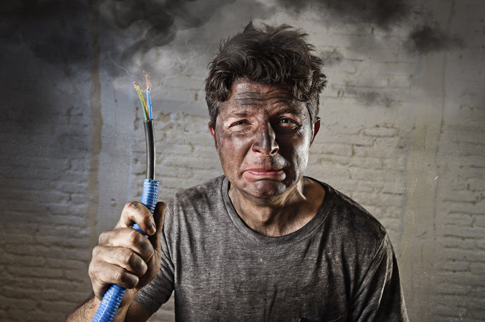 STOP LIVING WITH DIRTY ELECTRICITY