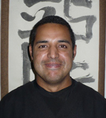 Chief Instructor Reggie Arizmendez