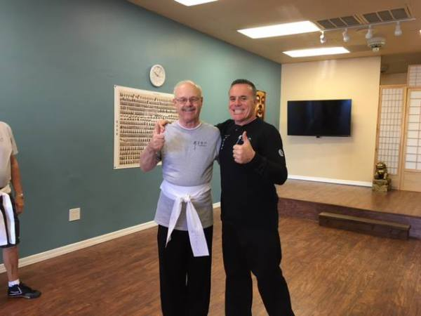 The White Belt - starting over, a key to youthfulness.