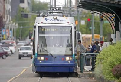 Sound Transit to Mall