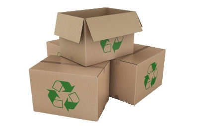 Recycled Box MFG