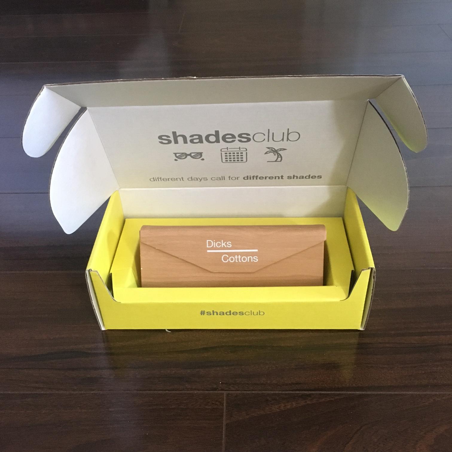 Shades Club