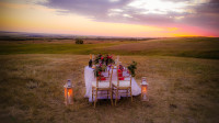 sunset, sweetheart table, wedding, Brandon MB, venue, brandon venue