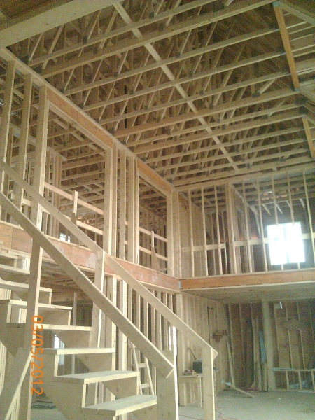 Framing & SprayFoam