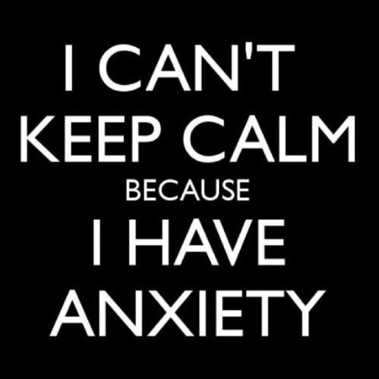 Anxiety-flies