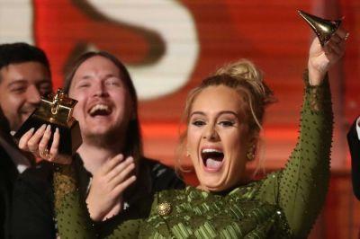 Thank you Adele