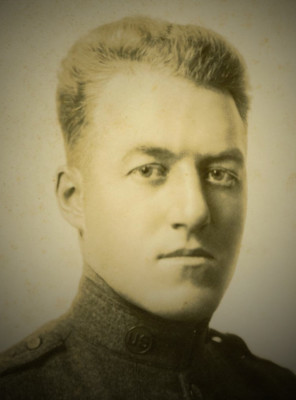 Robert Ronayne, US Army, circa 1919