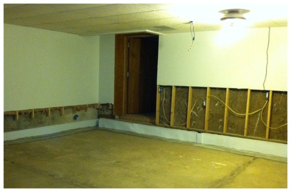 Man Cave / Theater Before