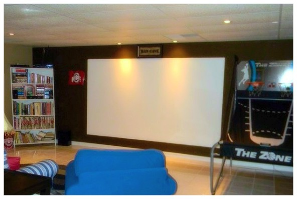 Man Cave / Theater Room