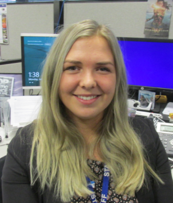 Michaela Klaaysen (VIC) Sub-Delegate