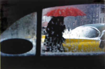 Saul Leiter at the Photographers Gallery