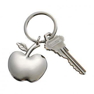 Apple Shaped Key Chain