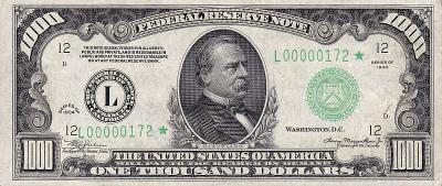 $1,000 Milestone