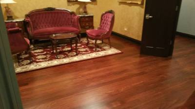 4.Cherry Wood Floors