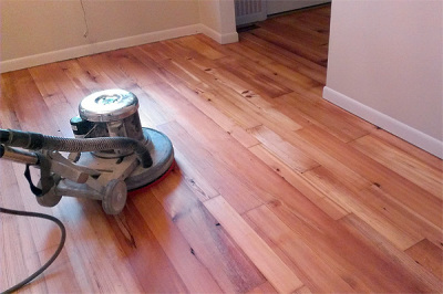 6.Sanding Old Floors/Refinishing
