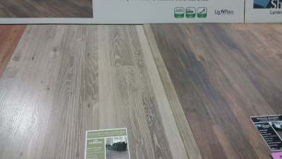 Modern wood floors