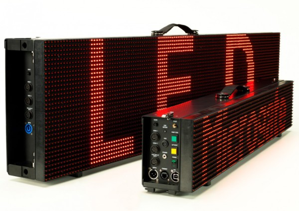 Matrix LED Display