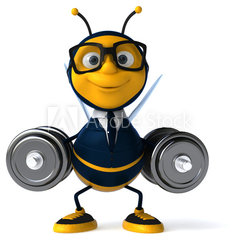 Buzz, does the lifting for you!