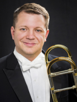 Colin Williams New York Philharmonc Headshot