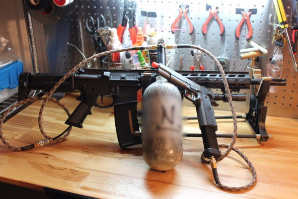 Dual HPA systems
