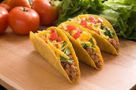 All Beef Taco's