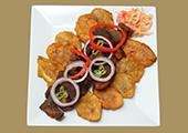 Griot  / Fried Pork Chunks