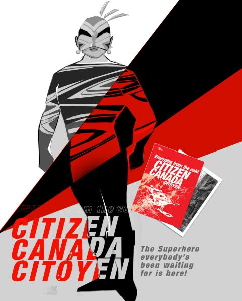 Citizen Canada SUperhero