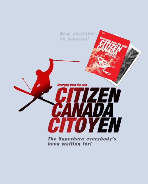Citizen Canada Comic book