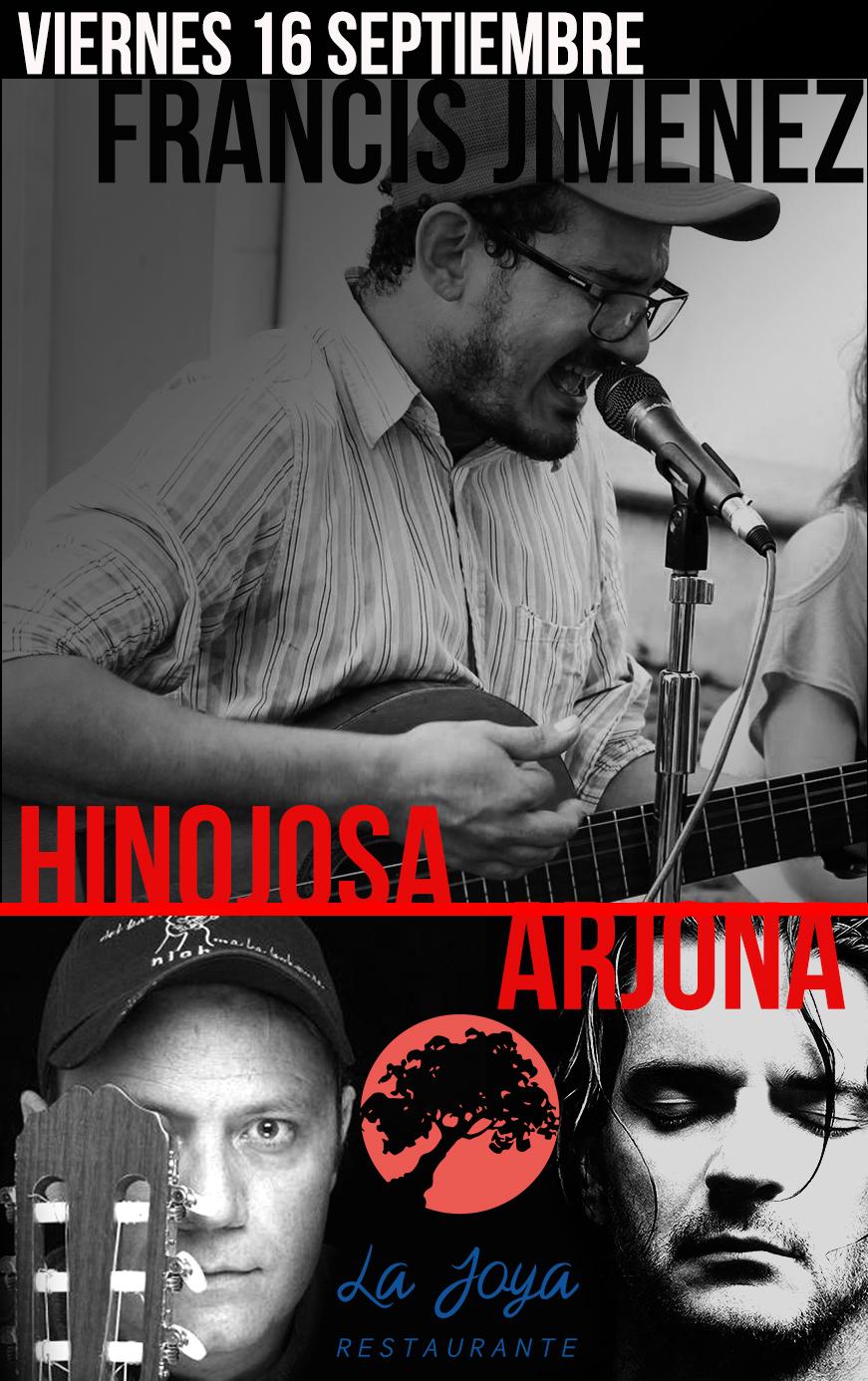 ESPECIAL DE ARJONA / HINOJOSA