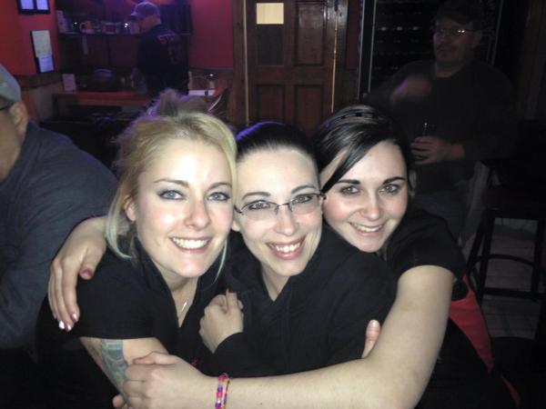 Ladies of Redzone