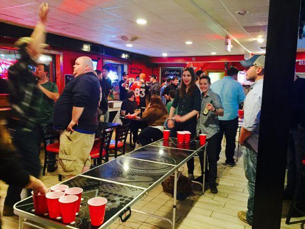 Pong Tournament!