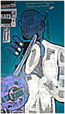 BLUE hORN